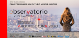 19-21 JUNIO, ASAMBLEA CSCAE ZARAGOZA-«OBSERVATORIO 2030»